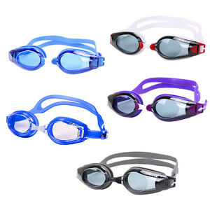 df588af7088 Image is loading Adult-Silicone-Men-Women-Swimming-Glasses-Goggles-Anti-