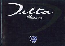 2008 LANCIA DELTA BLUE & ME NAVIGATION BETRIEBSANLEITUNG OWNER'S MANUAL DEUTSCH