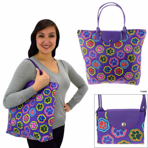 FOLD UP TOTE BAG GREATER GOOD TOTES TO RAISE AWARENESS