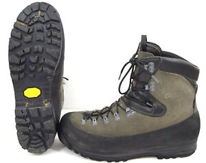 British-Army-Issue-AKU-Boots-Black-Used-Grade-1-Vibram-Soles-Original-Military