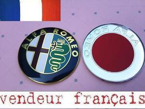 2 Logo Emblème Insigne Alfa Romeo 147 156 159 Mito Spider Gt Gtv ... - France - État : Neuf: Objet neuf et intact, n'ayant jamais servi, non ouvert, vendu dans son emballage d'origine (lorsqu'il y en a un). L'emballage doit tre le mme que celui de l'objet vendu en magasin, sauf si l'objet a été emballé par le fabricant d - France