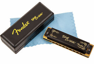 Fender (099-0702-001) Blues DeVille Key of C Harmonica