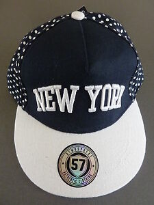 neu snapback kappe new york baseball cap authentic 57. Black Bedroom Furniture Sets. Home Design Ideas