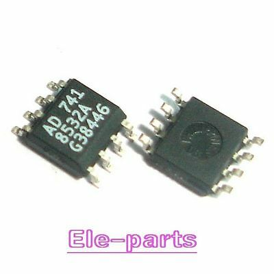 Single-Supply Amplifiers SOP8 5PCS AD8532AR AD8532 Low Cost 250 mA Output
