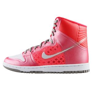 Nike dunk hi hohe skny dünne hyp hyperfuse pr - premium - sneaker schuhe 454495 600