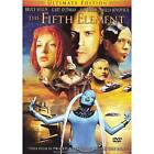 Fifth Element Ultimate Edition 0043396074385 DVD Region 1