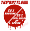 Knowing-Half-The-Battle-Violence-Action-Truck-Vinyl-Decal-Window-Sticker-Car thumbnail 2