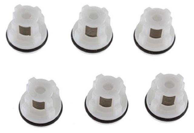 6 New AR BUSHINGS fits RMW2G20 RMW2.2G24 RMW2G23B RMW2G24 RMW2G25 Water Pumps