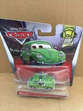 "DISNEY CARS DIECAST - ""Cruz Besouro - Carla Veloso's Crew Chief"" - New 2016 Card"