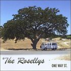 One Way St. * by The Rosellys (CD, 2008, The Rosellys)