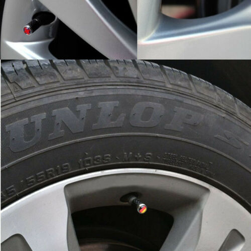 Real Carbon Fiber Car Tire Wheel Valve Stem Cap Fit For Jeep Cherokee Compass
