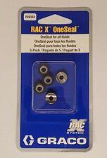 Genuine Graco Rax X Tip Gasket 5 Pack