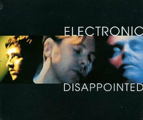 Electronic | Single-CD | Disappointed (1992) ...