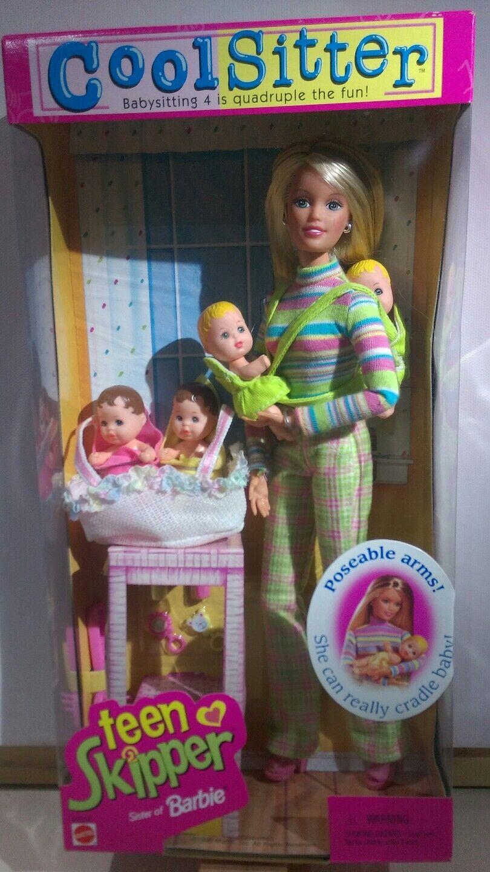 Cool Sitter Teen Skipper Vintage 1998 Mattel