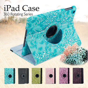 Leather-Smart-Case-Rotating-Cover-for-Apple-iPad-5-4-3-2-mini-Air-1-Pro-9-7-10-5