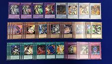 YuGiOh Complete Buster Blader Destroyer Swordsman Destruction Sword Dragon Deck