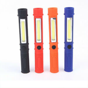 Magnetic-Work-Lights-Car-Repair-Inspection-Light-COB-Mini-Torch-Camping-Lamp