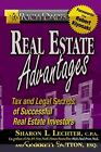 Rich Dad's Real Estate Advantages : Tax and Legal Secrets of Successful Real Estate Investors by Sharon L. Lechter and Garrett Sutton (2006, Paperback)
