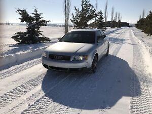 2003 Audi A4 Quattro 3.0 V6 6 speed manual