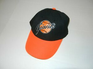 SF-GIANTS-ORANGE-BLACK-CAP-SAN-FRANCISCO-NEW-SGA-HAT-DIGNITY-HEALTH