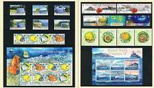 PITCAIRN ISLANDS 2010 YEAR COLLECTION COMMEMORATIVE SETS MNH