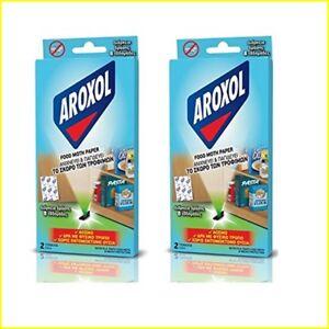 Nourriture-Moth-Detecteur-Colle-Piege-aroxol-non-toxique-amp-sans-odeur-2-packs
