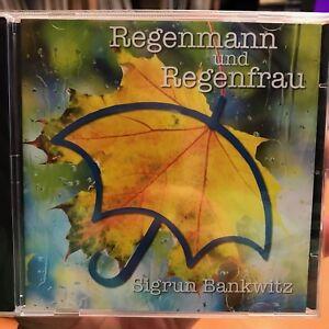 CD Sigrun Bankwitz Regenmann und Regenfrau NEU VERSIEGELT