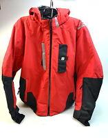 Men's Coldwave Sno Storm Snostorm Snowmobile Jacket Red/black Ski Winter Jacket
