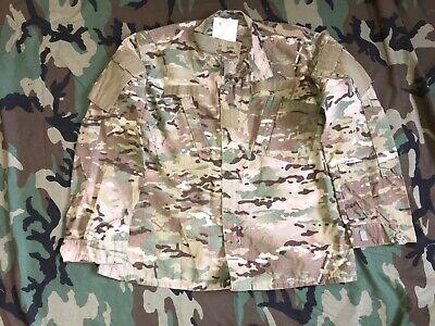 X-Small//Short US Military Combat Uniform Coat OCP Blouse Flame Resistant