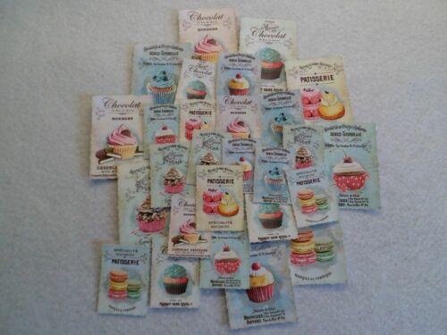 Stanzteile-Kartenaufleger-Scrapbooking-Basteln-Karten-Vintage-Patisserie-40006