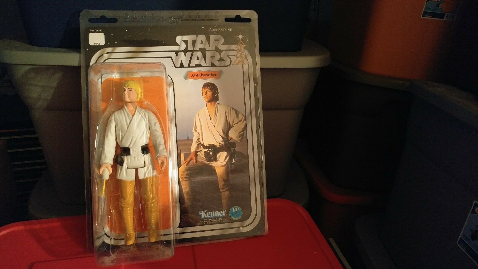 bienvenido a orden Estrella Wars Luke Luke Luke Skywalker 12 Pulgadas Figura De Kenner Gentle Giant.  Venta en línea de descuento de fábrica