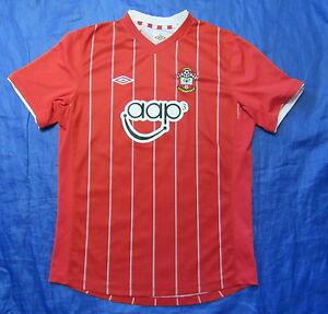 b5abf9d7afe SOUTHAMPTON FC Saints home jersey shirt UMBRO 2012-2013 SIZE XL.Boys ...