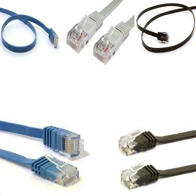 Rete Rj45 Cat 6 Gigabit 1000 Mbpspatch Cavo 1m A 30m 3 Colori Bl All'ingrosso- Nuove Varietà Sono Introdotte Una Dopo L'Altra