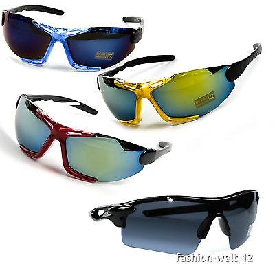 Sonnenbrille Sportbrille Radbrille Fahrrad Rennrad Brille