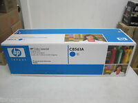 Genuine Hp Color Laserjet 9500 Cyan Imaging Drum C8561a Hp 822a