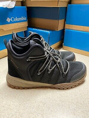 Columbia Fairbanks 503 Mid Shoes Black