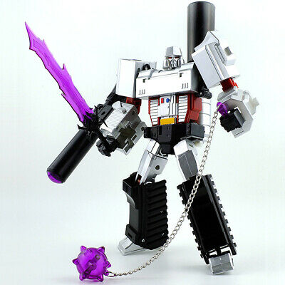Transformers Masterpiece Megatron G1 Destron Leader Action ...