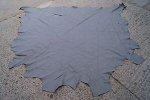CUIR-de-vachette-200x-200-cm-PEAU-VACHE-d-039-ameublement-bricolage-chamois-gris
