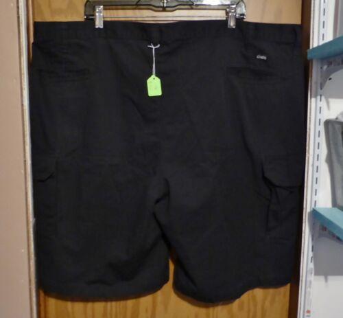 Navy Khaki Black Charcoal Cintas Men/'s Pre-owned Cargo Shorts 370