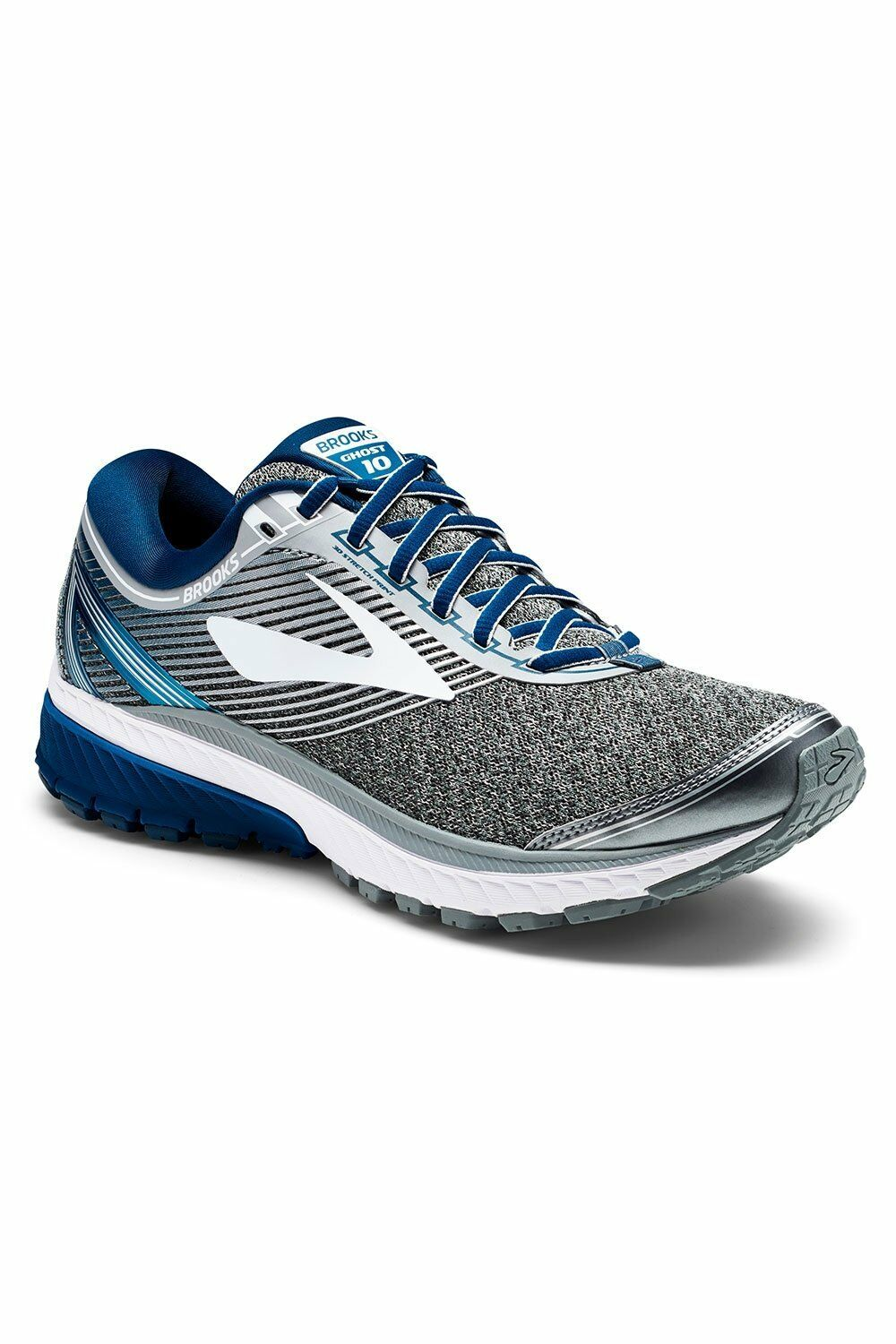 SAVE $$$ || Brooks Ghost 10 Mens Running Shoes (D) (013)