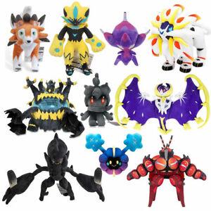 Pokemon Center Guzzlord Soft Stuffed Plush Doll Toy Sun and Moon 10 Inch
