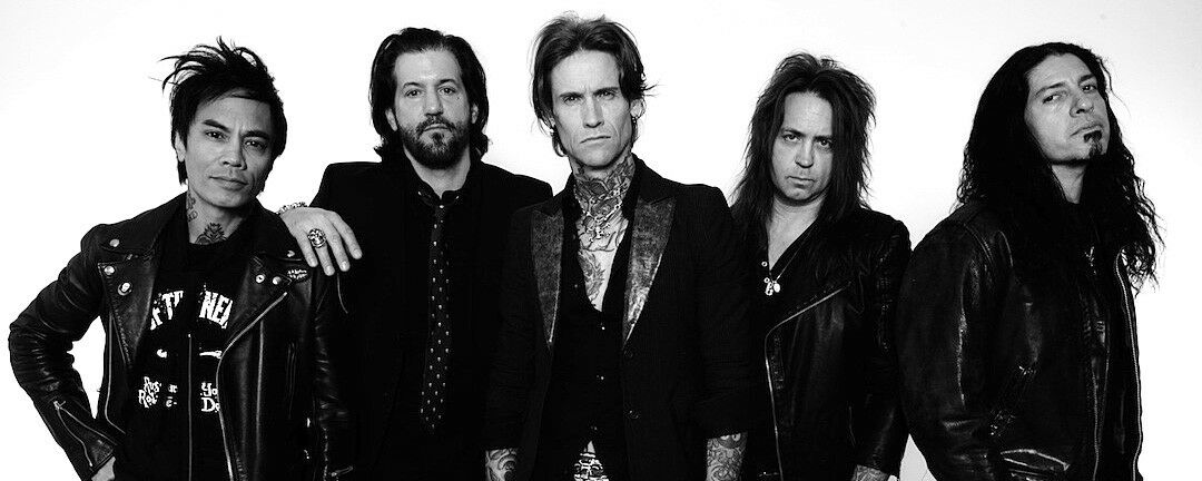 Buckcherry with P.O.D, Lit and more