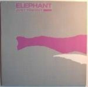 Elephant-Just-tonight-1985-LP