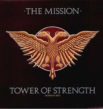 The Mission Uk Tower Of Strength (Bombay Mix), Fabienne, Breathe  Uk 12'