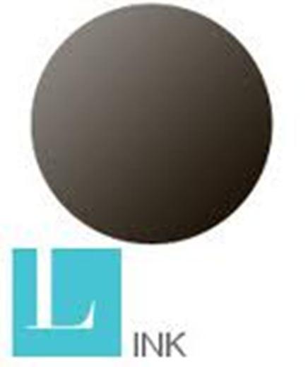 """Quickutz L-LP-INK-05 """"DARK BROWN"""" Letterpress Ink NEW"""