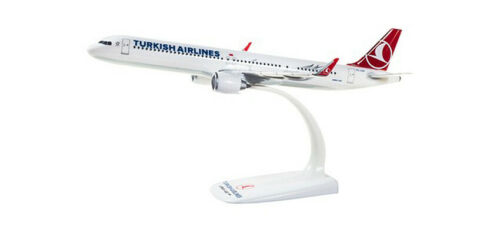 Airbus A321 Neo Turkish Airlines 1:200 Model HERPA