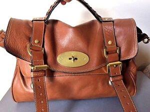 994da0c981 Image is loading Mulberry-Alexa-Bag-Handbag-Medium-in-Oak