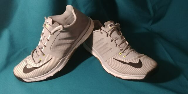 Nike Zoom Speed TR3 Training Shoes GrayWhite ~ Size 12 ~ 804401 007