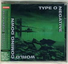 Type O Negative - World Coming Down CD 1st JAPAN PRESS Peter Steele Gothic Metal