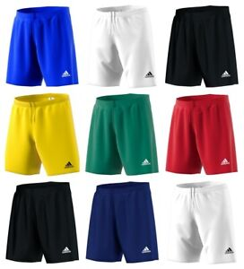 Adidas-Kids-Parma-Shorts-Boys-Football-Running-Sports-Gym-Short